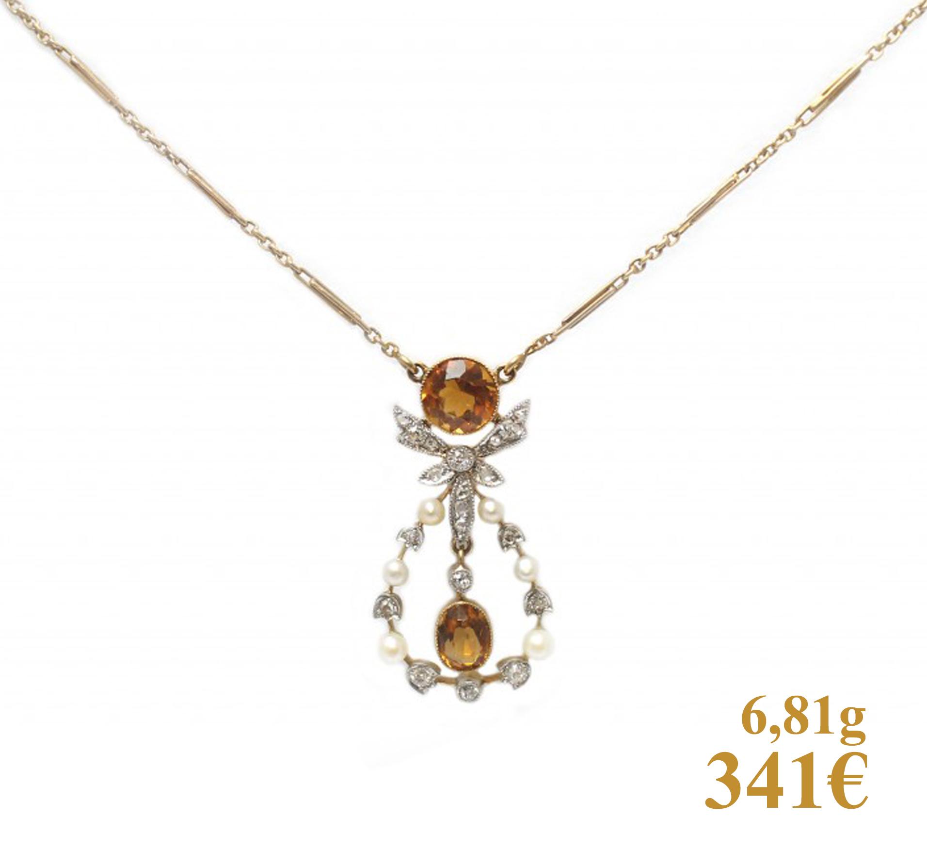 CollierAmbre-341e-6,81gr-711